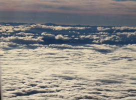 Up Above The Clouds by JLAT1990
