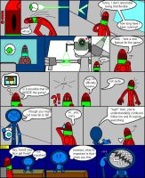 Adventures of clayman issue1 pg3 by LRpaul