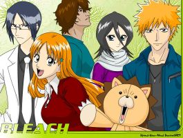Bleach Wallpaper 2 by Xpand-Your-Mind