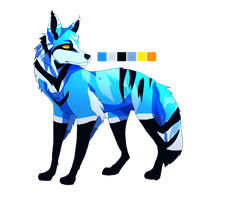 Raiku re-design by cy-krio