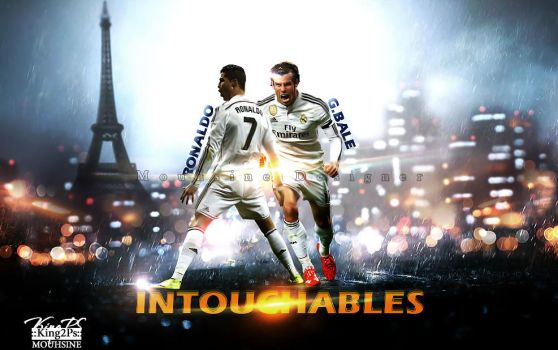 Cr7 Bale Madrid by King2Ps
