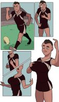 Rugby Rouble pt 1 by Darkoshen