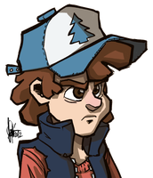 Lil' Dipper by TheArtrix