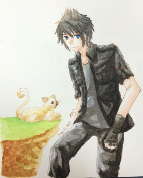Noctis by inuami