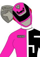 Pink S.P.D. Ranger by SeptimusParker