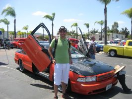 Me and My Impala SS Lowrider by granturismomh