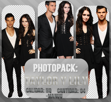 Photopack png 015. Lily and Taylor by Manuuselena