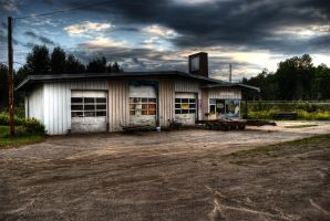 There Once was a Car Garage... by CodyWilliam