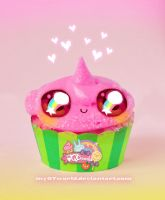 Cupcake spreads LUV by myQTworld