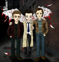 Supernatural- Victory of Sorts by Arei-chan