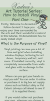 Tutorial: How to Install Vinyl - Part One by Xadrea