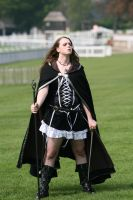 Gothic maiden warrior 12 by Random-Acts-Stock
