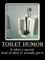 Toilet Humor by frostmourne16
