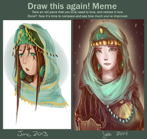 draw this again by Vienna-skies