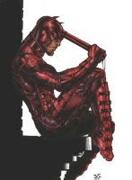 daredevil by triopolite
