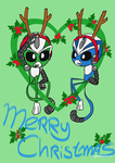 Merry Christmas! 2015 -Gift- by DigiHopeheart
