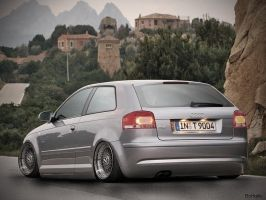 Euro Audi A3 by Clipse89