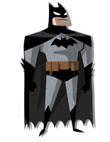 001 Batman by Banondorf