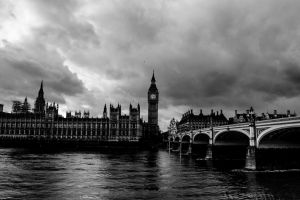 Palace of Westminster by RyanTrower