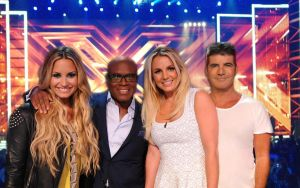 X Factor judges by ShaneGray91