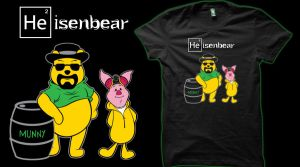 Heisenbear and Pigman by donot182