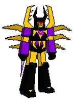 Insecticon Pincher by DELGATRON