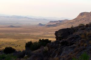 New Mexican Plains by Ironpaw