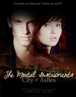 TMI: City of Ashes poster 2 by AliceCullen88