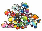 Yoshi's Friends by Supermariogirl45