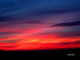 Sunset 01-01-15 by Vaaalentinee