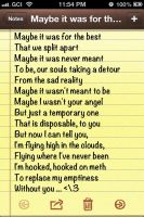 .:Poem:. Without you by MelinaThePoet