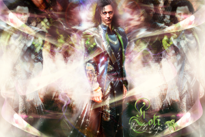 Loki, It's Like Magic by JenniferMunswami