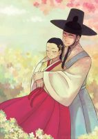 Couple of Joseon by miyu96
