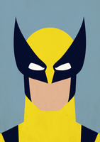 W is for Wolverine by payno0