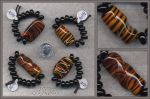 Tiger Sets by AJGlass