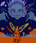 GISHWHES 2014- Space Angel by TangerineVampire