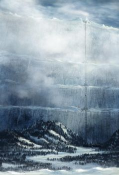 The Wall - Game of Thrones by ChristianGerth