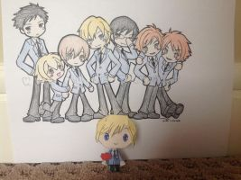 Ouran Highschool Host Club DIY by 2Cute4Claires