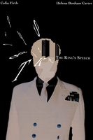 The King's Speech Movie Poster by Steve-ish