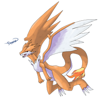 Request: Reshizard by Ryan-sprite