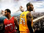 Clippers vs. Lakers - Battle LA by rhurst