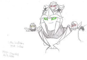 If this would happen by TFP-Starfall