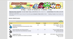 Keroro World Forums Layout by koisnake