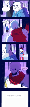 But Nobody Came? by chaoticshero