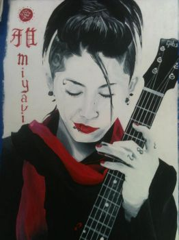 Miyavi by FoxKissWolfGrowl