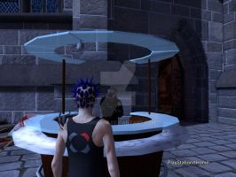 PShome - Bartender by goodben