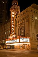 The Chicago Theatre by 2-0-1-9