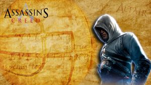 Assassin's Creed wallpaper 2 by englishlioness