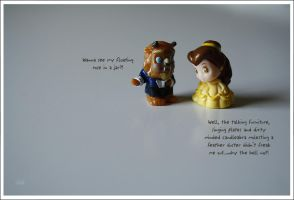 Belle was an adventurous girl... by lulufae