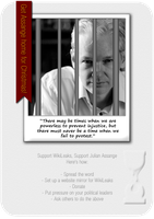 Deviant ID support WikiLeaks by Juliets-Designs